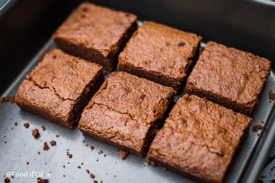 Le Meilleur Brownie Du Monde Food Dolive